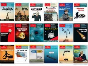 Euro Economist covers